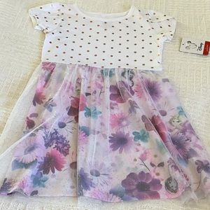 Other - NWT Girls size 5 princess dress